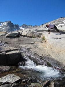 Yoga The Enchantments