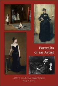 Portraits of an Artist cover